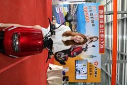 能海電能EV-50快充電動機車9月上市 全台首輛輕型快充電動機車