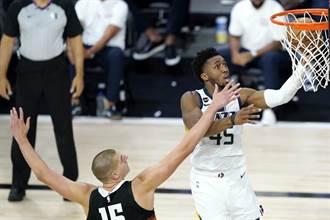 NBA》爵士米契爾57分無用 金塊延長賽拔頭籌