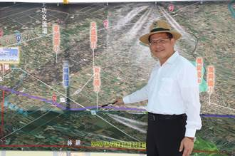 台76線延伸工程動土 林佳龍:銜接台61帶動地方觀光