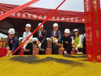台糖每年標售一筆台南高鐵站土地 清景麟當先鋒推透天厝