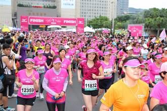 台北的路人讓一讓 女人要開跑變更美麗了
