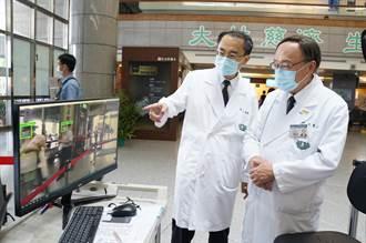 大林慈濟攜手中正研發團隊 口罩辨識系統效果佳