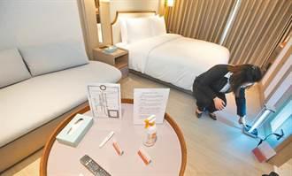 中央擬一般旅館收居檢客 北市要求公開透明