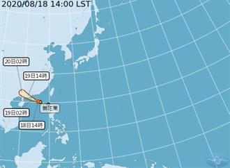 明午後各地嚴防強陣雨 氣象局:中南部注意劇烈雨勢