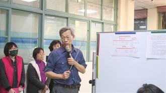 搭火車通勤積極查疫  醫師局長葉彥伯  食安英雄竟遭「政風調查」