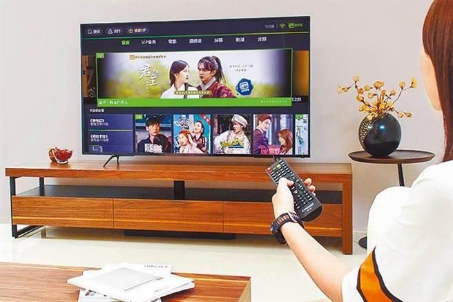 經濟部今公告台灣地區不能代理或經銷大陸OTTTV服務,等同封殺愛奇藝、騰訊We TV在台服務。(圖:資料照)