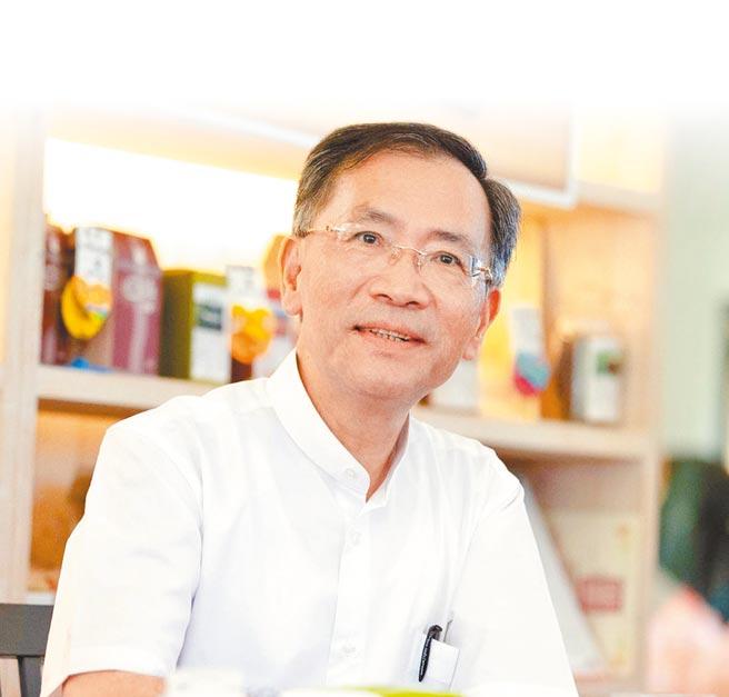 台北市副市長蔡炳坤。(台北市政府提供)