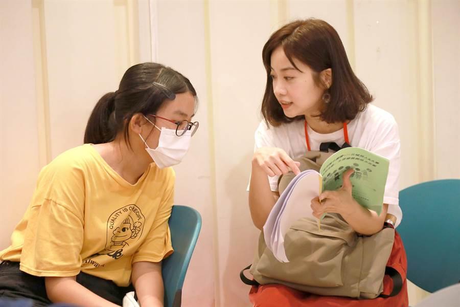 台灣世界展望會邀請民眾幫助弱勢家庭兒童的全人發展。(台灣世界展望會提供/林良齊台北傳真)