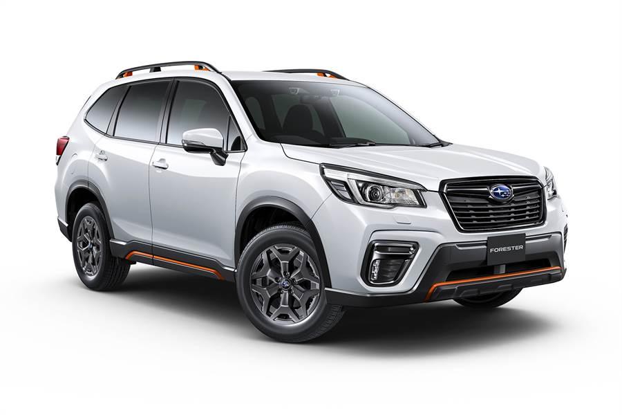 XT渦輪增壓版本復活!Subaru Forester中期改款將導入 1.8 DIT動力總成