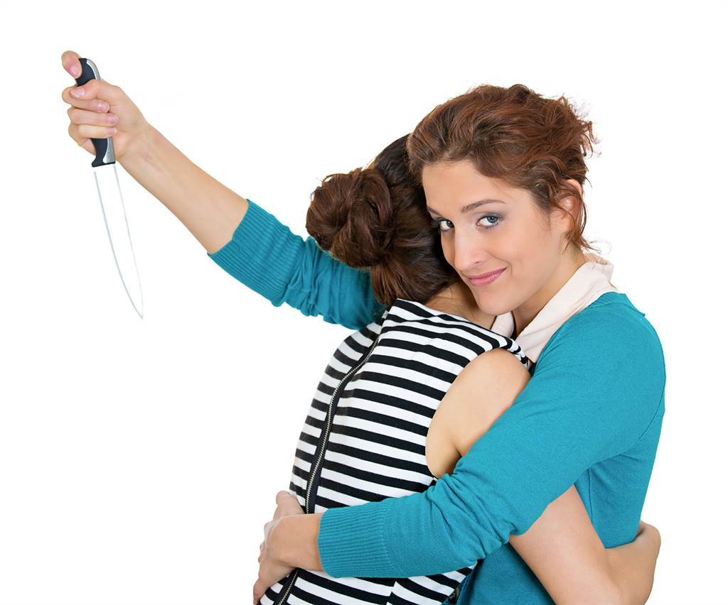 日本埼玉縣的所澤市發生一起母女在家持刀互捅的離奇案件。(示意圖/達智影像)