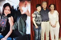 許瑋甯「70年代明星婆婆」首現身 昔讓畫家裸背作畫