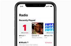 Apple Music Radio正式推出增加兩大電台 服務跨165國
