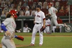 MLB》林子偉先發守中外野 紅襪9連敗
