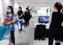 又見「嘉玲」台灣無新增確診 457例解除隔離