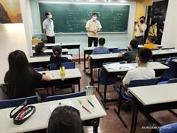 台南市教育局稽查補習班 未落實防疫就公布名稱