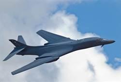 美軍6架轟炸機 同時現身朝鮮半島近海