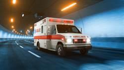 為何救護車只鳴笛不超車? 醫療人員曝「真實原因」