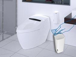 和成衛浴超級馬桶 抗菌設計