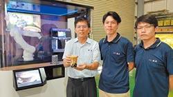 勵德智慧機器人咖啡販賣機 一鍵搞定