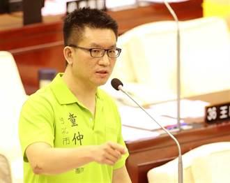 前北市議員童仲彥詐領助理費  二審判3年10月