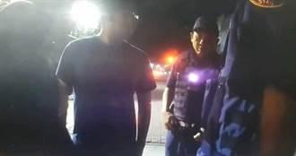 莽男枋寮火車站亂吼叫 襲警被制竟搜出身藏3把刀