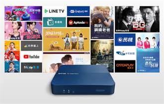 LINE TV與動畫瘋上架OVO  月付99元即可串流第四台