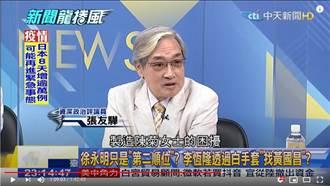 張友驊遭陳菊自訴誹謗 節目上道歉獲撤告