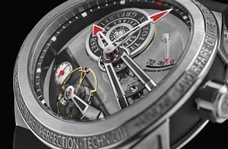 獨立製錶師錶款不畏疫情 高價客製銷售依舊暢旺