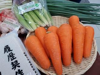 雲林農產好棒!便利超商咖哩便當、輕食沙拉菜色來自雲林良品