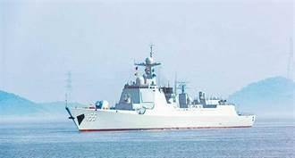 美艦穿台海 陸東部戰區今年第三度發聲:高度戒備全程跟監
