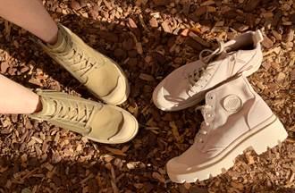 秋季必收美腳系巧克力神靴 進化版厚底一秒逆天增高6cm