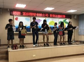 學會取代教完  4周英語課讓學生英語能力大躍進