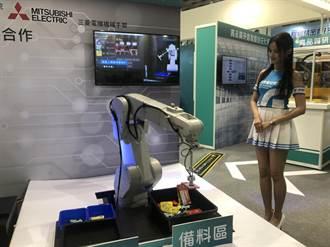工研院研發AI自動標註系統   機械手臂學習取料時間縮短400倍
