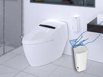 和成卫浴超级马桶 抗菌设计