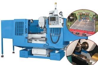 合駿開發溝槽銑削加工機 高效能
