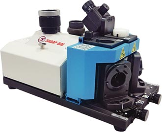 摩特立鑽頭研磨機 定位精準、精度高