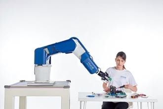 原見精機 秀最新機器人觸覺技術