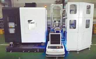 PMC獨家機器人智能工廠 全天生產