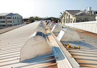 風碩自然通風設備 快速排熱省電費