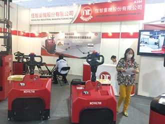 恆智AGV運搬設備 客製化生產