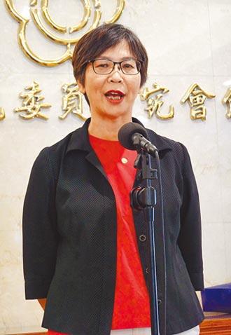 蔡壁如准辭黨職 謝明珠接市長室主任