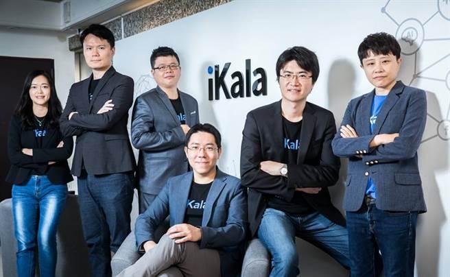 (iKala 经营团队,同时是 Google 及 Facebook 合作伙伴。图/业者提供)