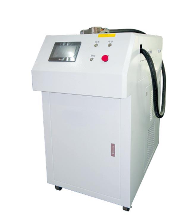 宏惠光電手持式光纖焊接機。圖/業者提供