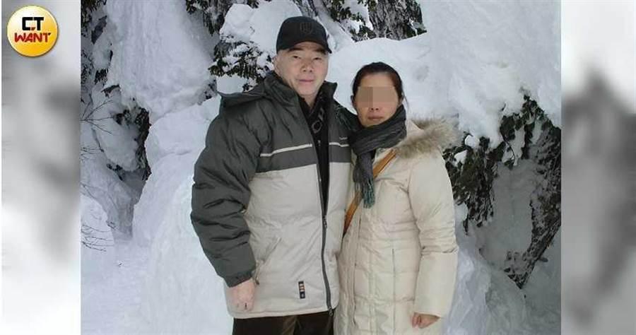 陳義雄對吳女極為慷慨,每個月給予零用錢外,每年還會帶她到歐洲旅遊。(圖/讀者提供)