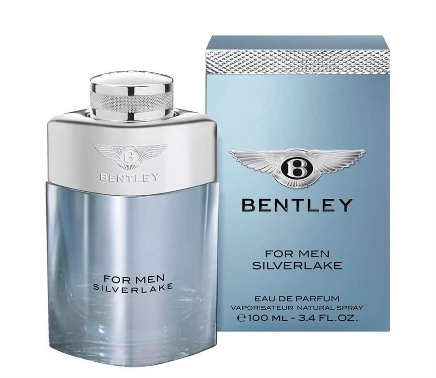 Bentley Fragrances推出新款男香:Silverlake