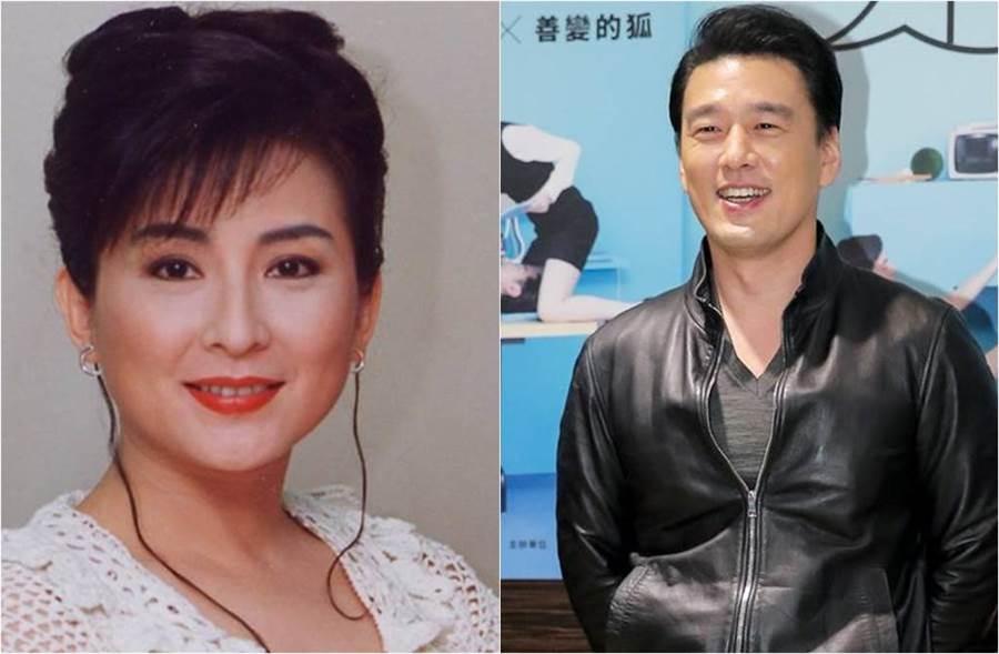 陳淑樺淡出歌壇20年;王耀慶2009年離開台灣到大陸發展。(圖/本報系資料照)