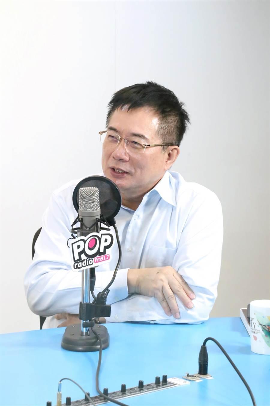 蔡正元(圖由《POP大國民》提供)