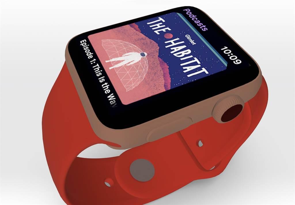 爆料達人Komiya (@komiya_kj)分享的Apple Watch SE概念圖。(摘自Twitter)