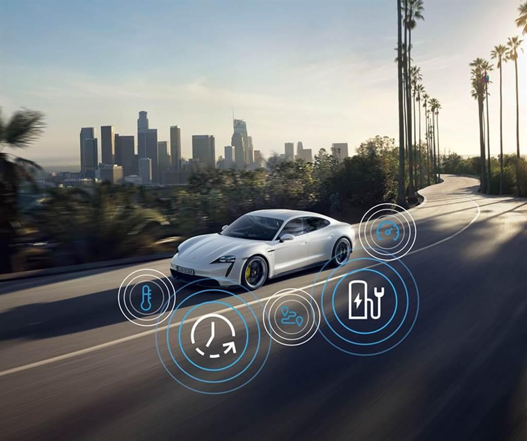 2021年式Porsche Taycan車系將獲得多項更新 包括0-200km/h加速縮短0.2秒