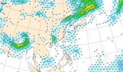颱風周末攪局 引西南水氣「3地雨炸」